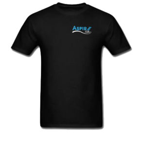 Sports T-Shirt | ASPIRE To Be